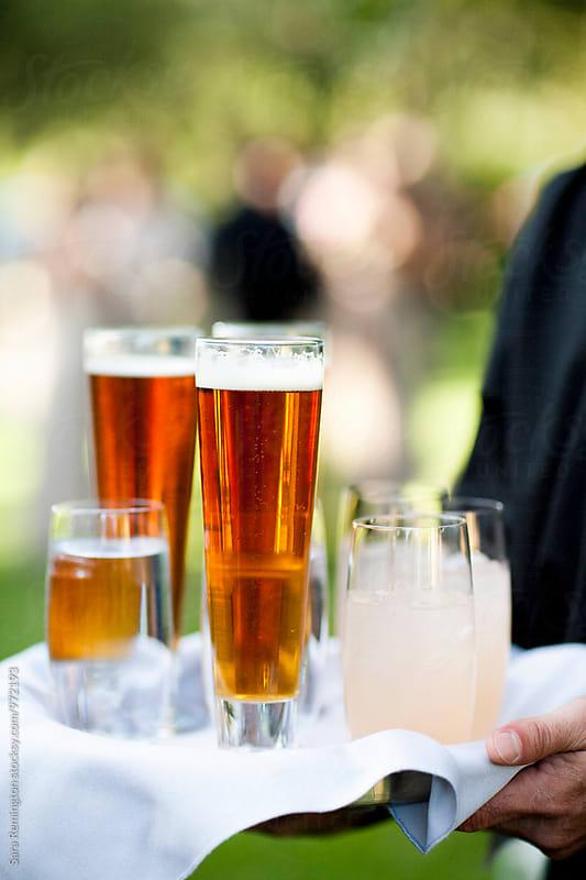 Beer and Lemonade by Sara Remington for Stocksy United