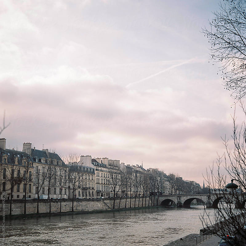 Views of Paris by Yann AUDIC for Stocksy United