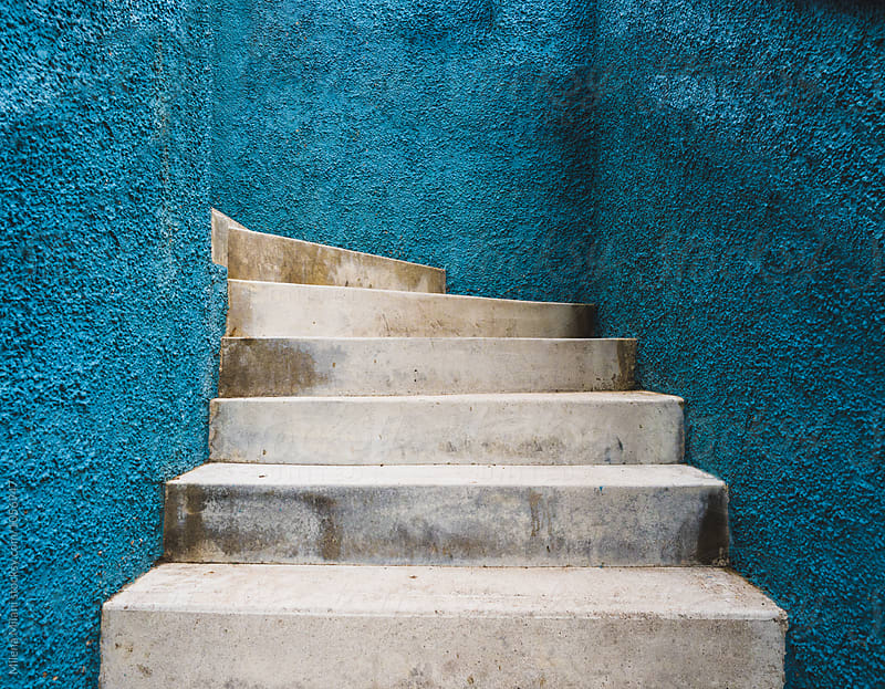 Stairs  by Milena Milani for Stocksy United
