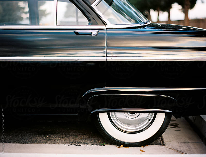 Classic Car by Kristopher Orr for Stocksy United