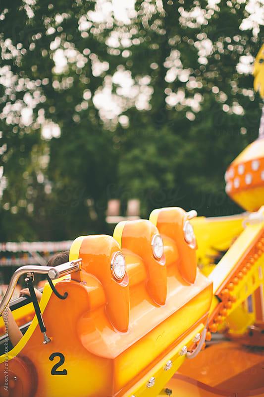 amusement park by Alexey Kuzma for Stocksy United