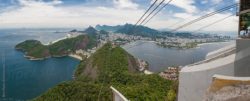 Rio de Janeiro, Brazil - Sugarloaf mountain by Ben Ryan for Stocksy United
