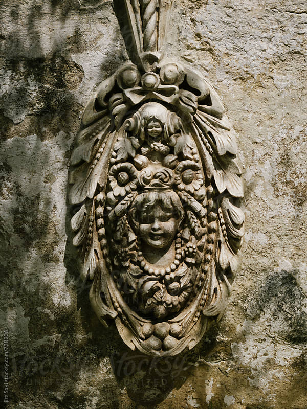 sculpture by jira Saki for Stocksy United