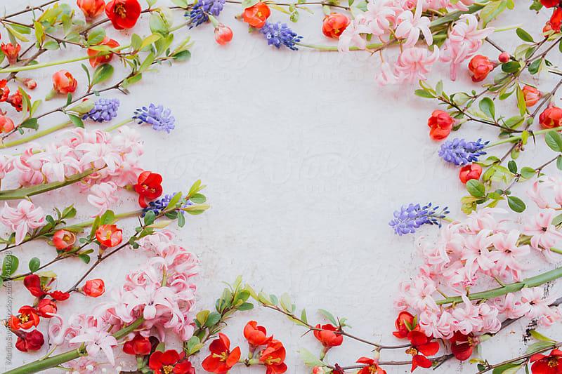 Floral arrangement  by Marija Savic for Stocksy United