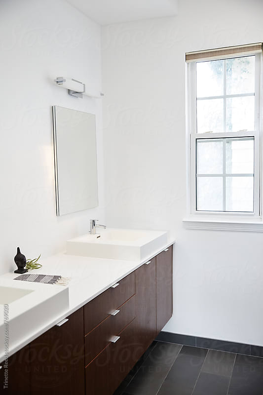 Bathroom by Trinette Reed for Stocksy United