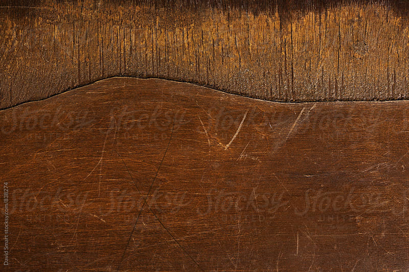 Background texture of a grungy weathered wood by David Smart for Stocksy United