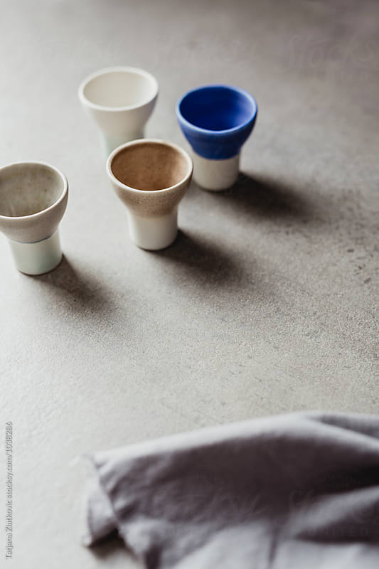 Ceramic shots by Tatjana Ristanic for Stocksy United