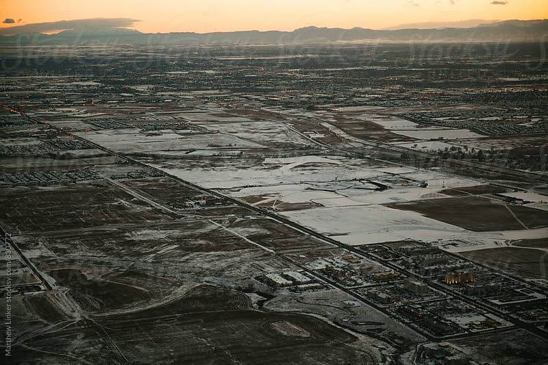 Sunset flight  by Matthew Linker for Stocksy United