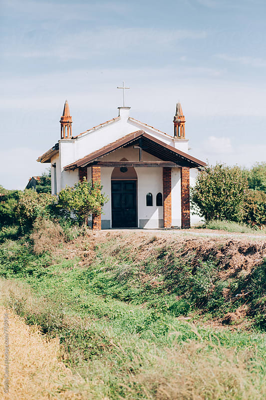 Tiny church by Giada Canu for Stocksy United