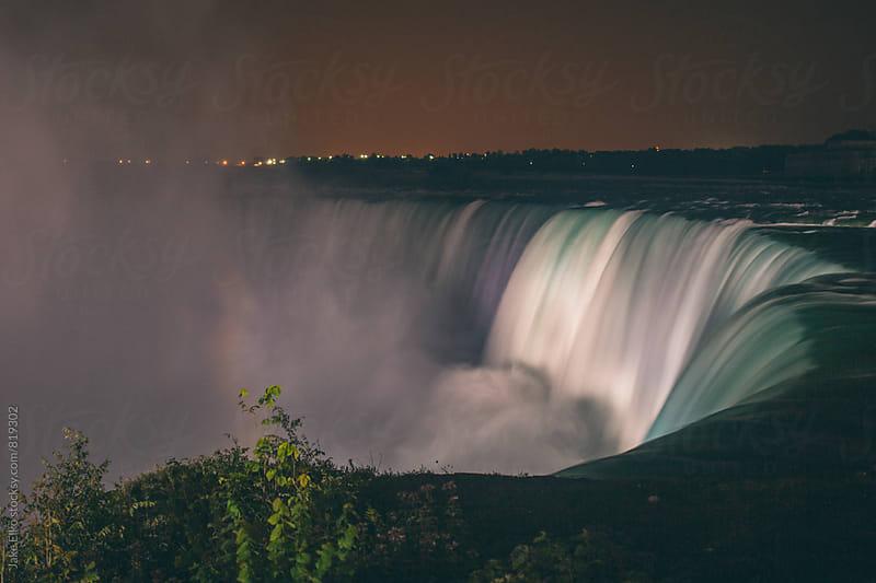 Niagara Falls by Jake Elko for Stocksy United