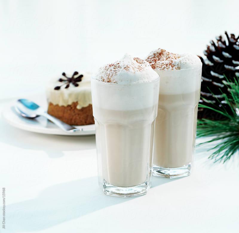 Frosty Drinks by Jill Chen for Stocksy United