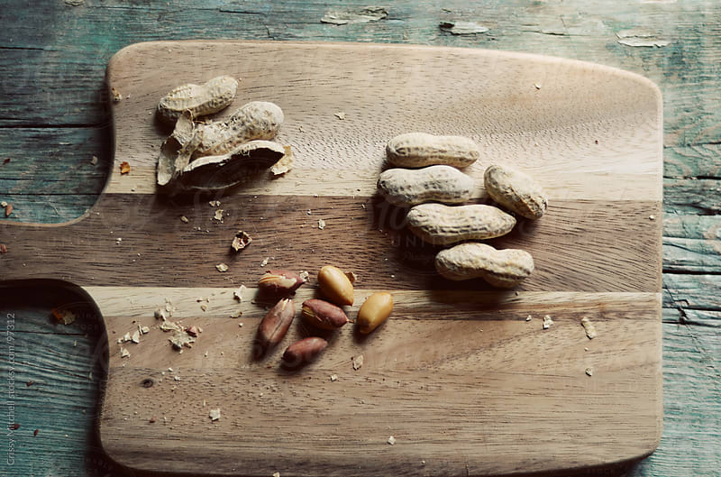 Peanuts by Crissy Mitchell for Stocksy United