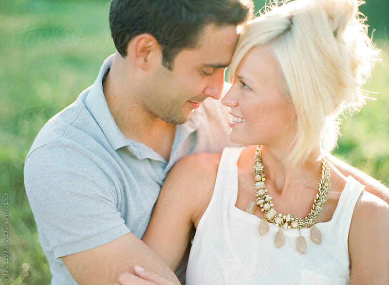 A Couple in Love by Marta Locklear for Stocksy United
