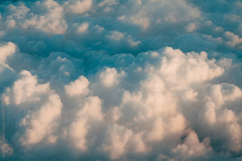 Dreamlike Cloudscape by Nemanja Glumac for Stocksy United