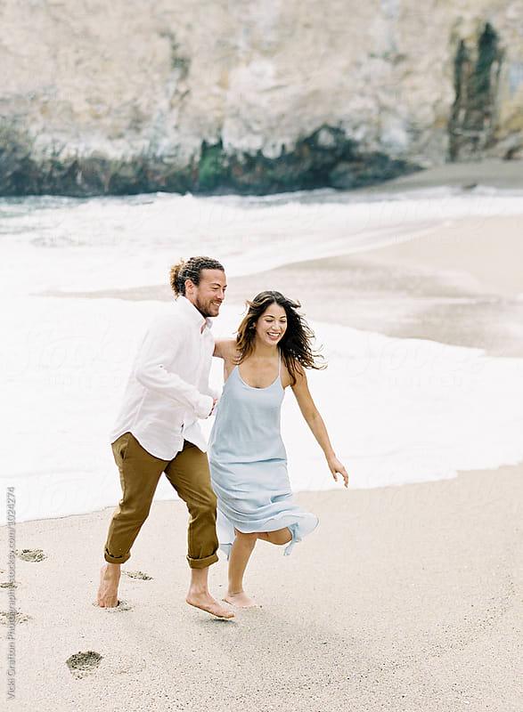 California Coast Love by Vicki Grafton Photography for Stocksy United