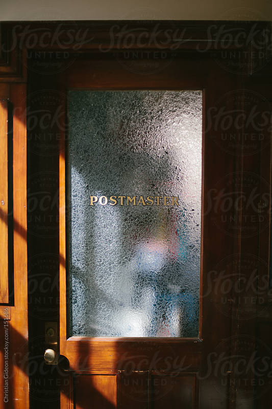 Postmaster Eureka Springs, AR by Christian Gideon for Stocksy United