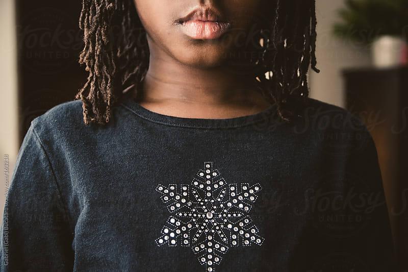 Black Girl by Gabriel (Gabi) Bucataru for Stocksy United