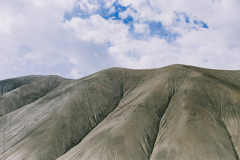 Landscape of Ladakh, India by Daria Berkowska for Stocksy United