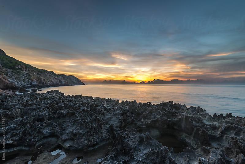 Volcano rocks by Kien Bo for Stocksy United