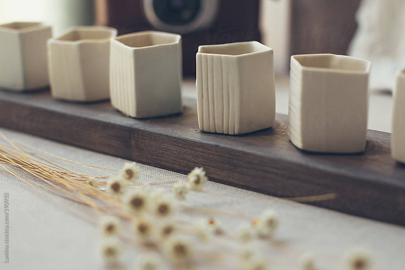 Cups of Tea by Lumina for Stocksy United