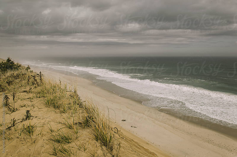 Cape Cod National Seashore Massachusetts by Raymond Forbes LLC for Stocksy United