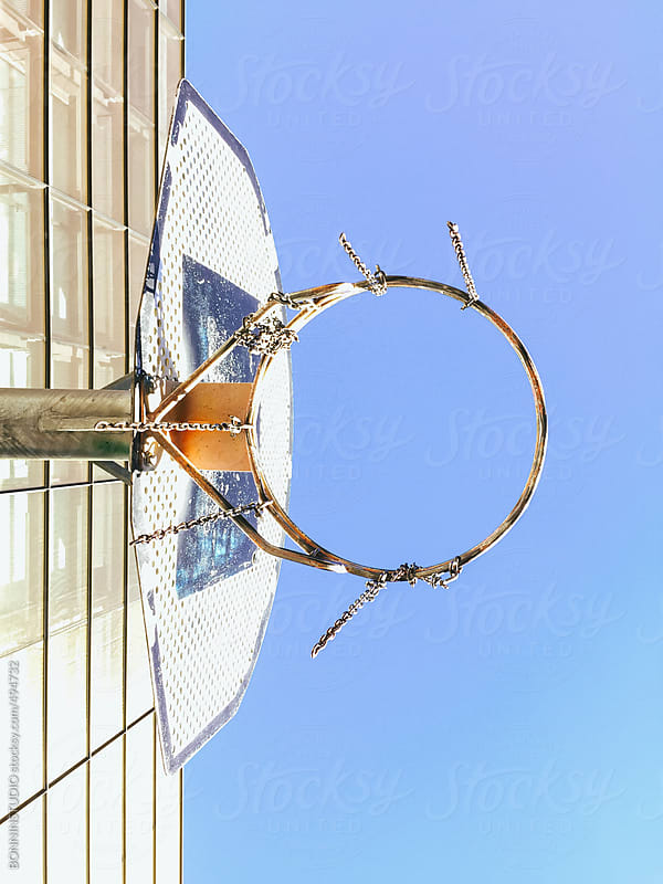 Urban old basket. by BONNINSTUDIO for Stocksy United