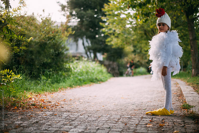 Happy chicken by Giada Canu for Stocksy United