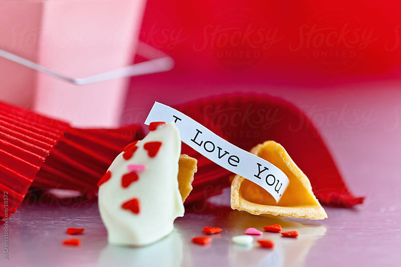 Valentine Cookie by Jill Chen for Stocksy United