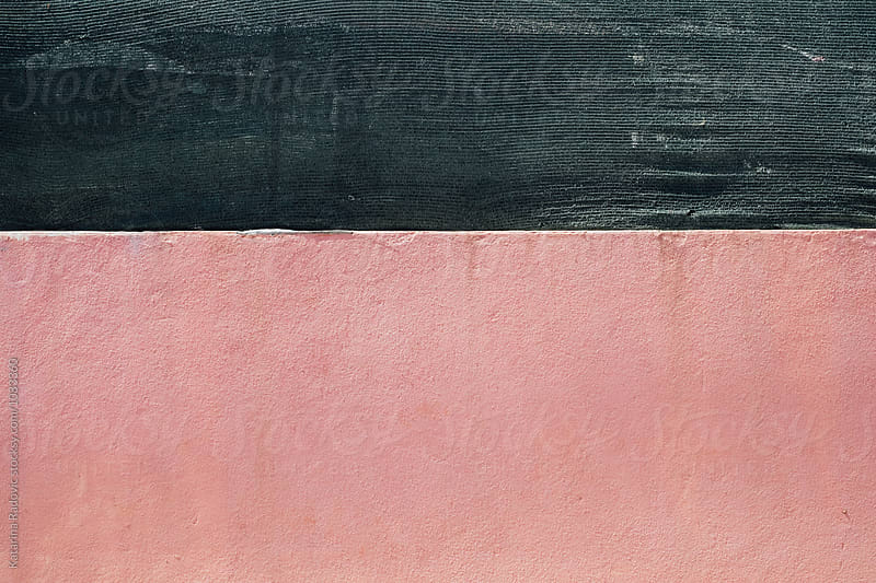Pastel Texture of the Wall by Katarina Radovic for Stocksy United