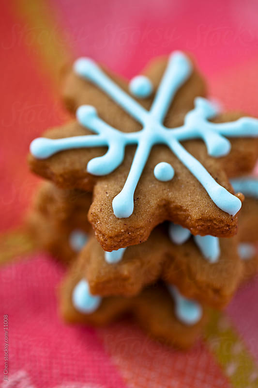 Gingerbread Cookies by Jill Chen for Stocksy United