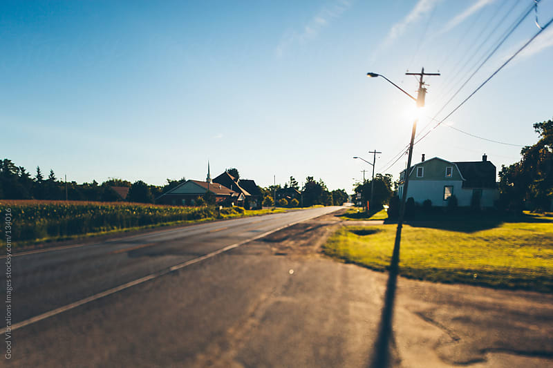 Country Road by Good Vibrations Images for Stocksy United