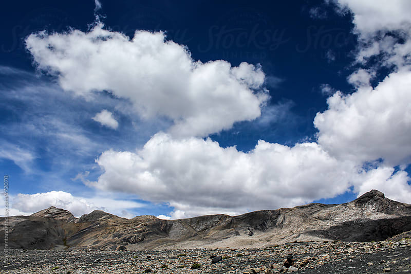 Huascarán National Park by Lucas Brentano for Stocksy United