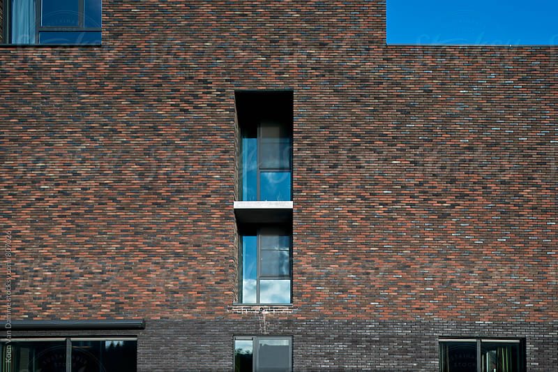 flemish facade 2 by Koen Van Damme for Stocksy United