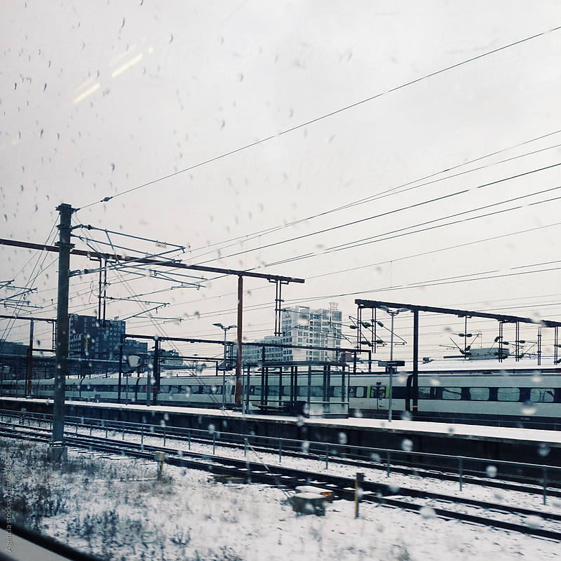 Train's View by Agencia for Stocksy United