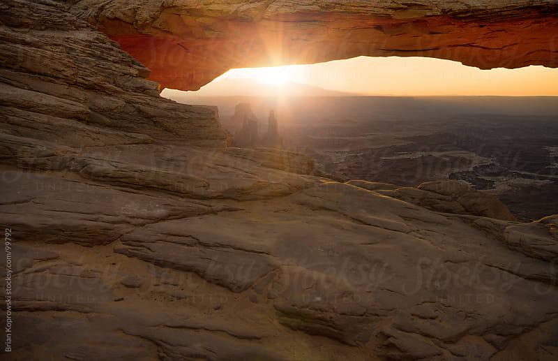 Mesa Arch by Brian Koprowski for Stocksy United