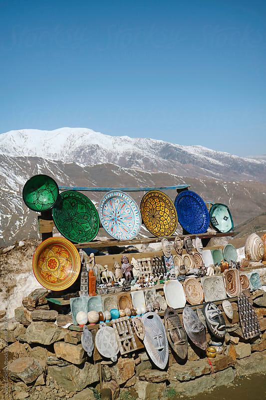 Crafts in the mountain by Jose Coello for Stocksy United