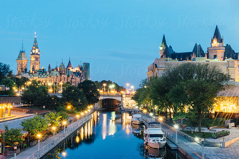 Ottawa, Canada by Preappy for Stocksy United