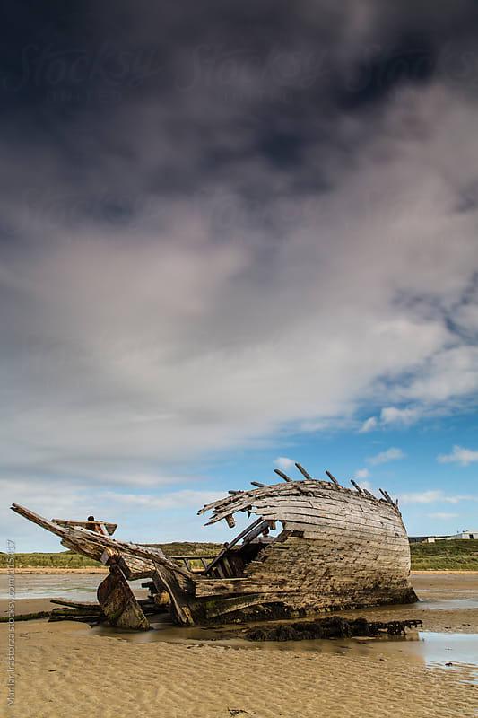 Eddie's Boat by Marilar Irastorza for Stocksy United