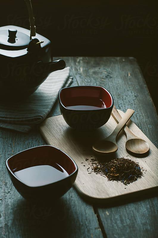 Tea for Two by Branislav Jovanovic for Stocksy United