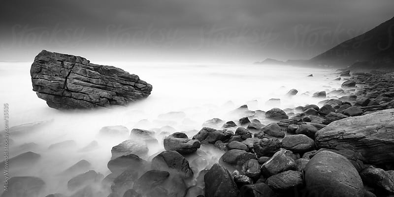 Long Exposure Coast by Micky Wiswedel for Stocksy United