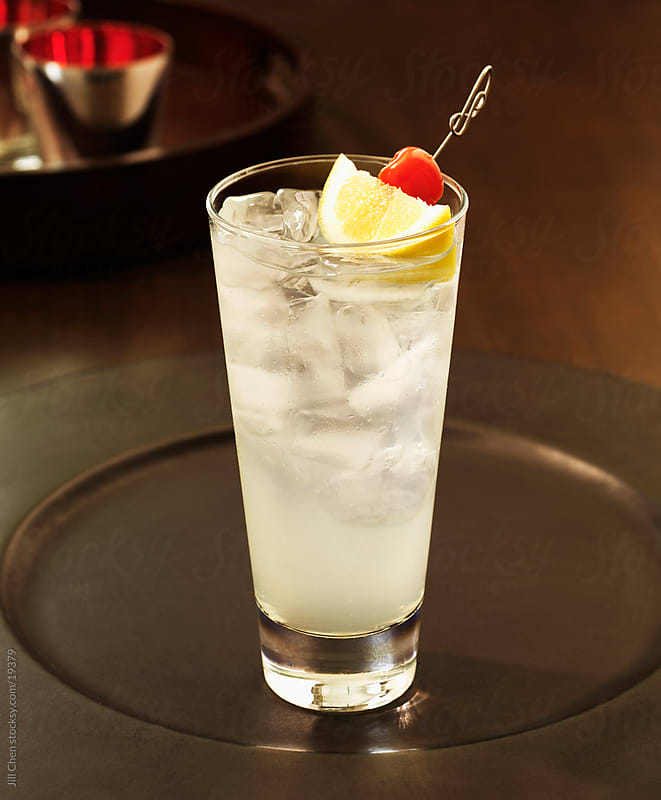 Tom Collins by Jill Chen for Stocksy United