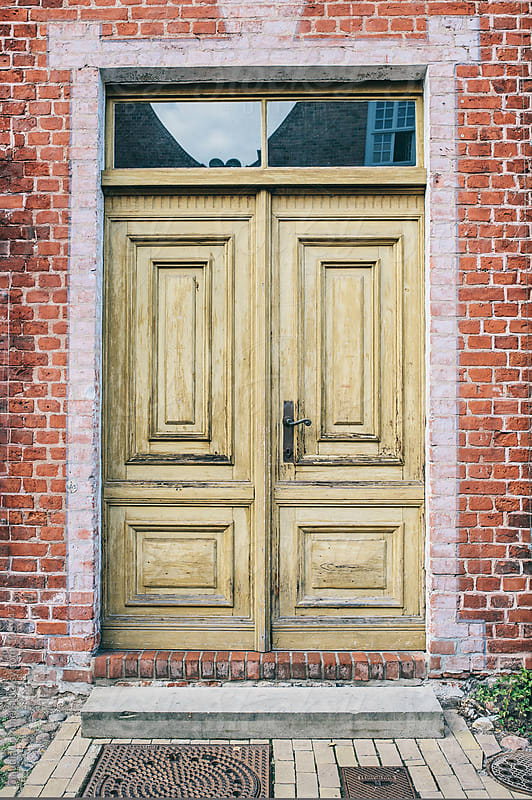 Front Door by Claudia Lommel for Stocksy United