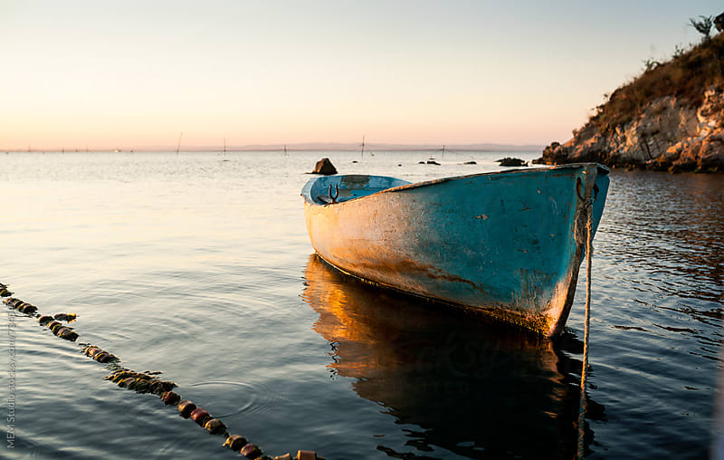 Akra's shore by MEM Studio for Stocksy United