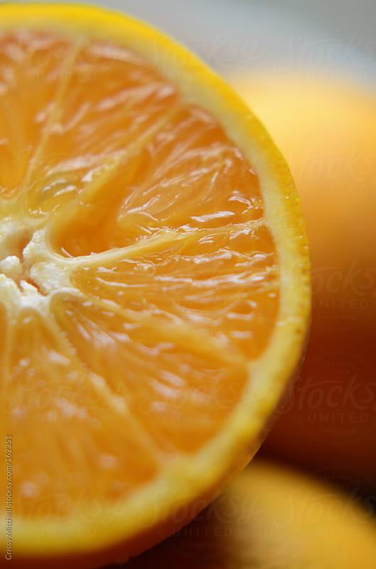 Orange by Crissy Mitchell for Stocksy United