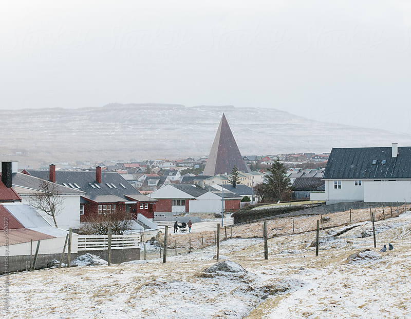 Torshavn, Faroe Islands by Kevin Faingnaert for Stocksy United