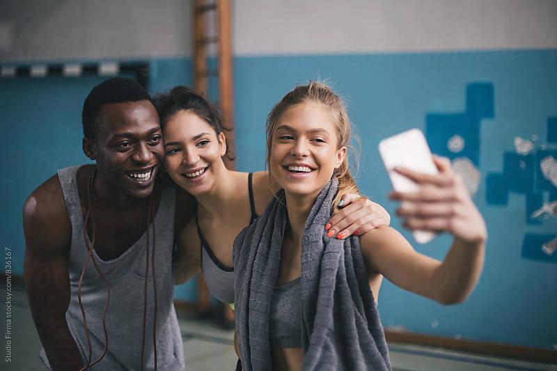 Selfie Time by Studio Firma for Stocksy United