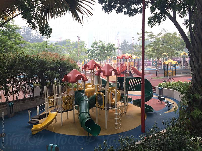Playground by jira Saki for Stocksy United
