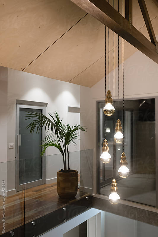 Modern Chandelier by Rowena Naylor for Stocksy United