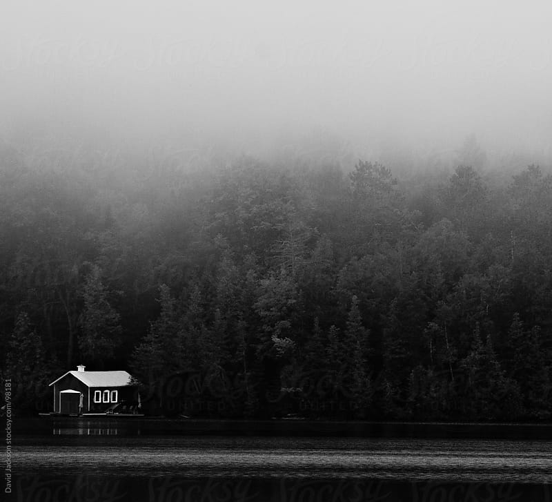 Lonely House by David Jackson for Stocksy United