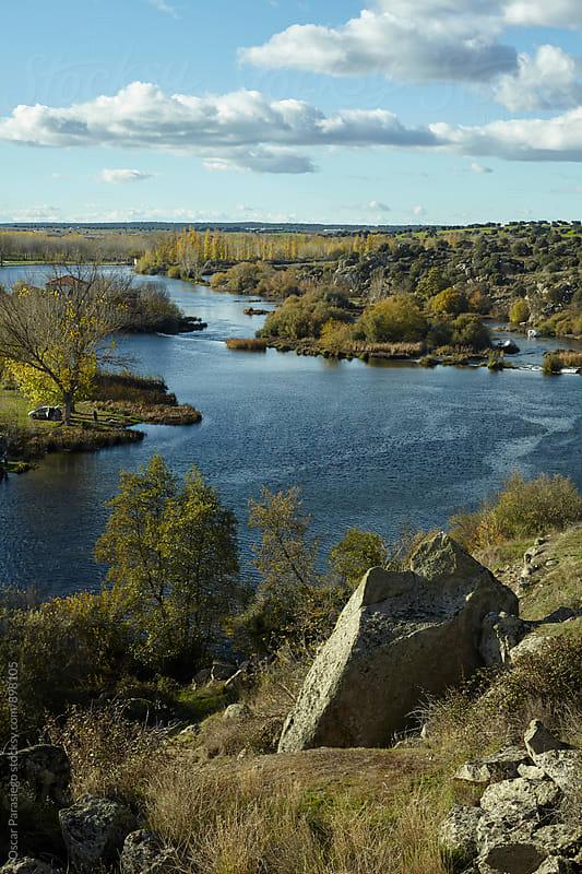 Douro River by Oscar Parasiego for Stocksy United